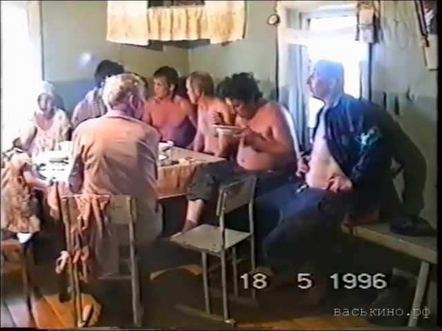 Васькино.рф Посев картошки у Григорьева И.В.