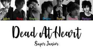 Super Junior Dead At Heart Lyrics