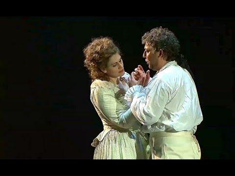 "Jonas Kaufmann & Anja Harteros⭐Große Gefühle in  ""Andrea Chenier""/Wiener Staatsoper"