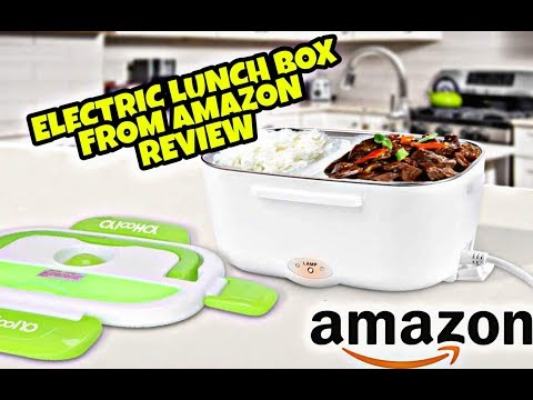 DOES IT WORK? Electric Lunch Box 12v From Amazon