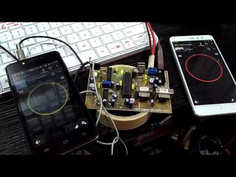 Zello Android Radio Gateway Prototype [ PTT Switching Test ]
