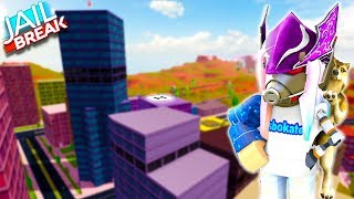 ROBLOX Jailbreak Mad City and Other Game ( May 27th ) Live Stream HD
