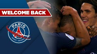 WELCOME BACK LIGUE 1 !