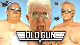 Old Guys Remake Top Gun