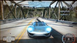 Need For Speed: Hot Pursuit - Online Super Pursuits: Lakeside Dream