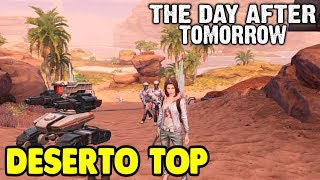 DESERT TOP MAP - The Day After Tomorrow Android and iOS # 18