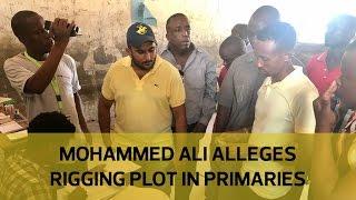 mohammed ali reads mischief in delayed nyali odm primaries