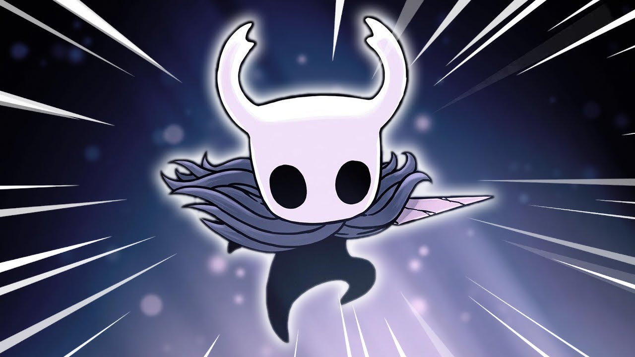 Zelda Pro plays Hollow Knight for the first time!