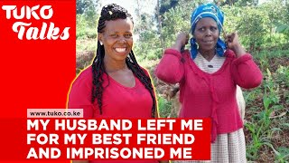 My husband left me for my bestfriend after I gave him 12 children - Virginia Wangari  |Tuko Talks
