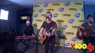 "Hunter Hayes ""Invisible"" Y100 New Country Lounge"