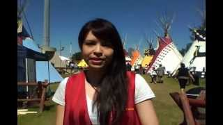 Indian Village - Calgary Stampede