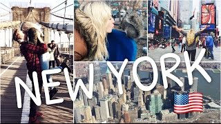 NEW YORK ♥ FOLLOW ME AROUND | BibisBeautyPalace