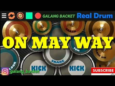 on-may-way_alan-walker-(real-drum-cover-by-galang-backet)