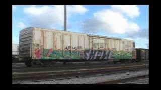 Constructive Destruction Vol 2 (Part 01/05) illegal graffiti flick