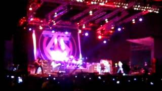 Twisted Sister - We're not gonna take it live at Vizovice, Czech republic - 15.7.2011