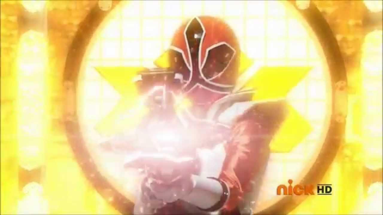 Download Power Rangers Super Samurai Lauren Shiba First Fight (PR and Sentai version)