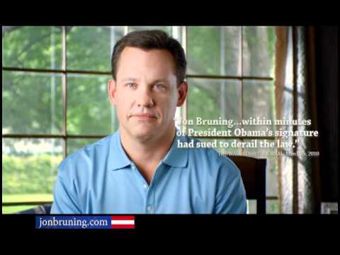 Jon Bruning talks the Healthcare Lawsuit