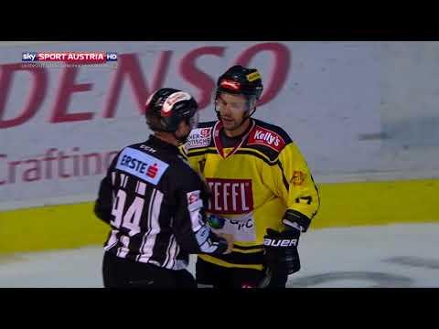 Erste Bank Eishockey Liga 17/18, 1. Runde: Fehervar AV19 - Vienna Capitals 1:9