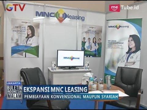 Mantab!! MNC Leasing Berpatisipasi Dalam Hospital Expo 2017 di JCC Senayan - BIM 19/10