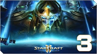 STARCRAFT 2 Legacy of the Void | Capitulo 3 | Empieza lo bueno!! Artanis MOLA