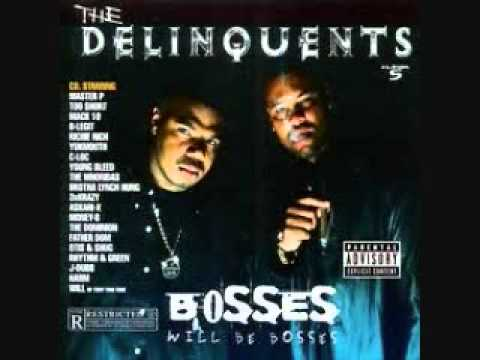 The Delinquents - Are Back ft. Too Short