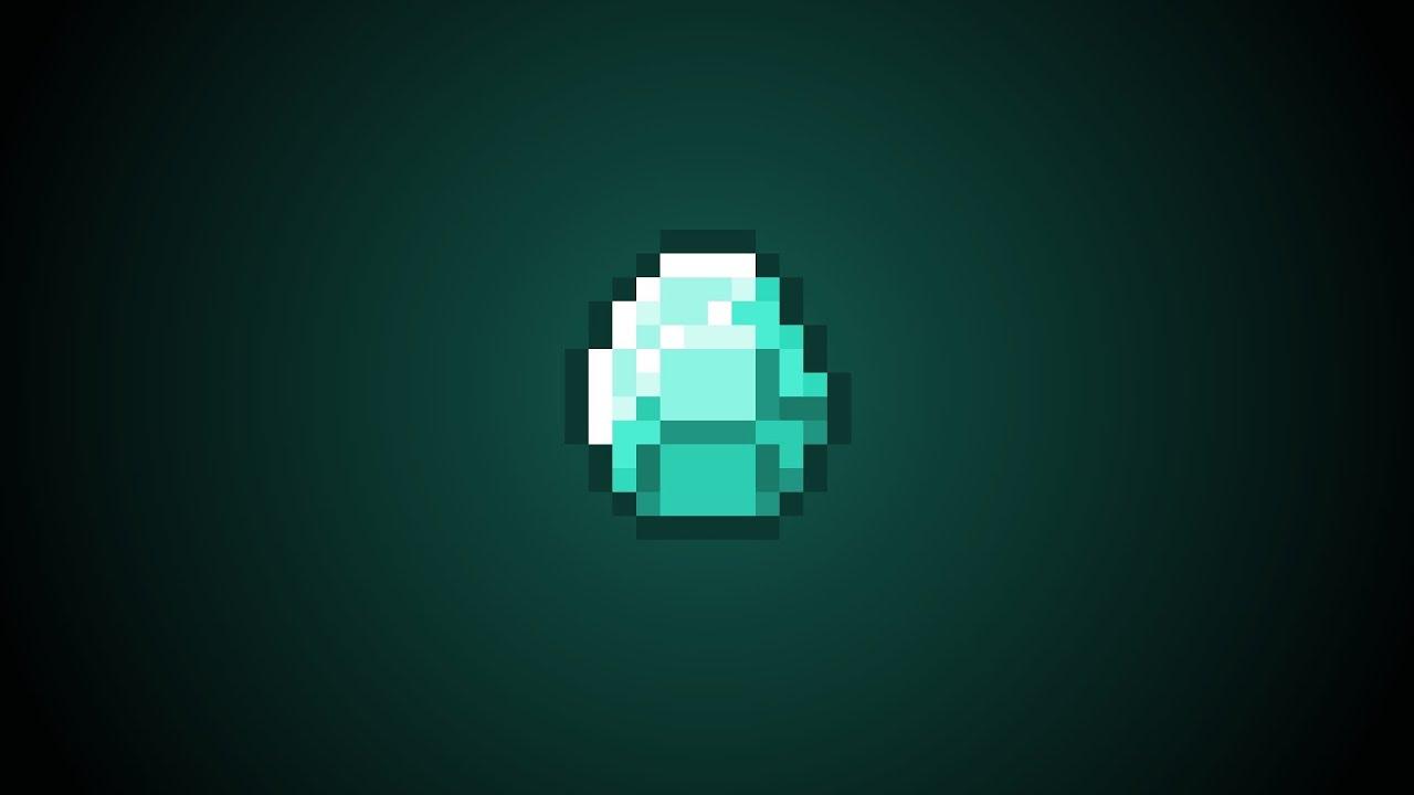 minecraft how to make a diamond ore trap