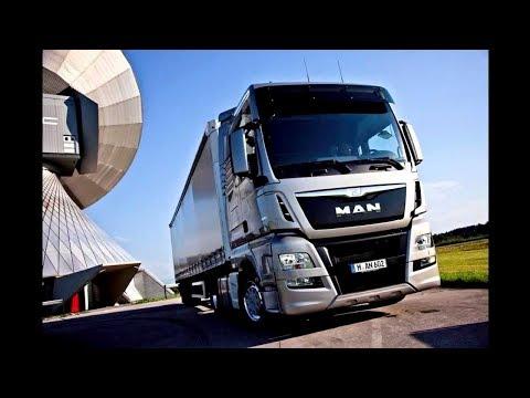 MAN Tgx 18 440 Обзор седельного тягача Евро 6