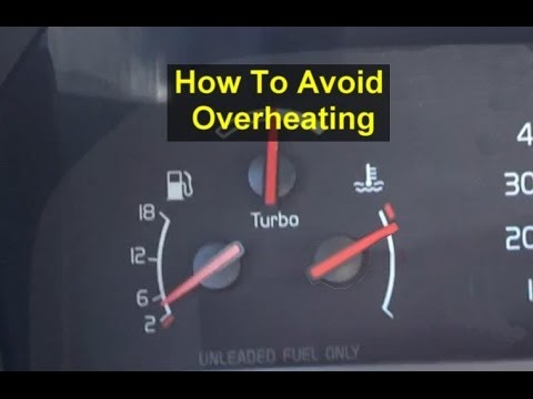 What To Do When Car Overheats >> Overheating Car How To Fix It Understanding The Coolant System Brief Verion