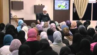 Gulshan-e-Waqf-e-Nau (Lajna) class: 9th April 2011 (Urdu)