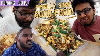 FINALLY FOUND GOOD FOOD IN PENANG! - PENANG Work Trip (Day 2)