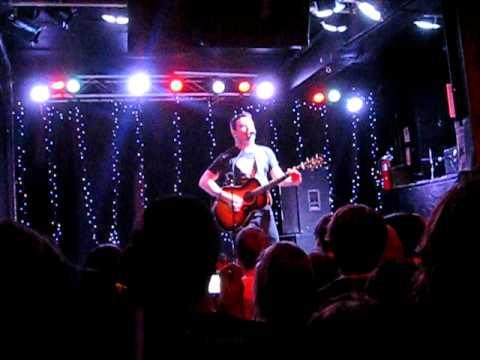 Max Bemis Acoustic - Baby girl im a blur