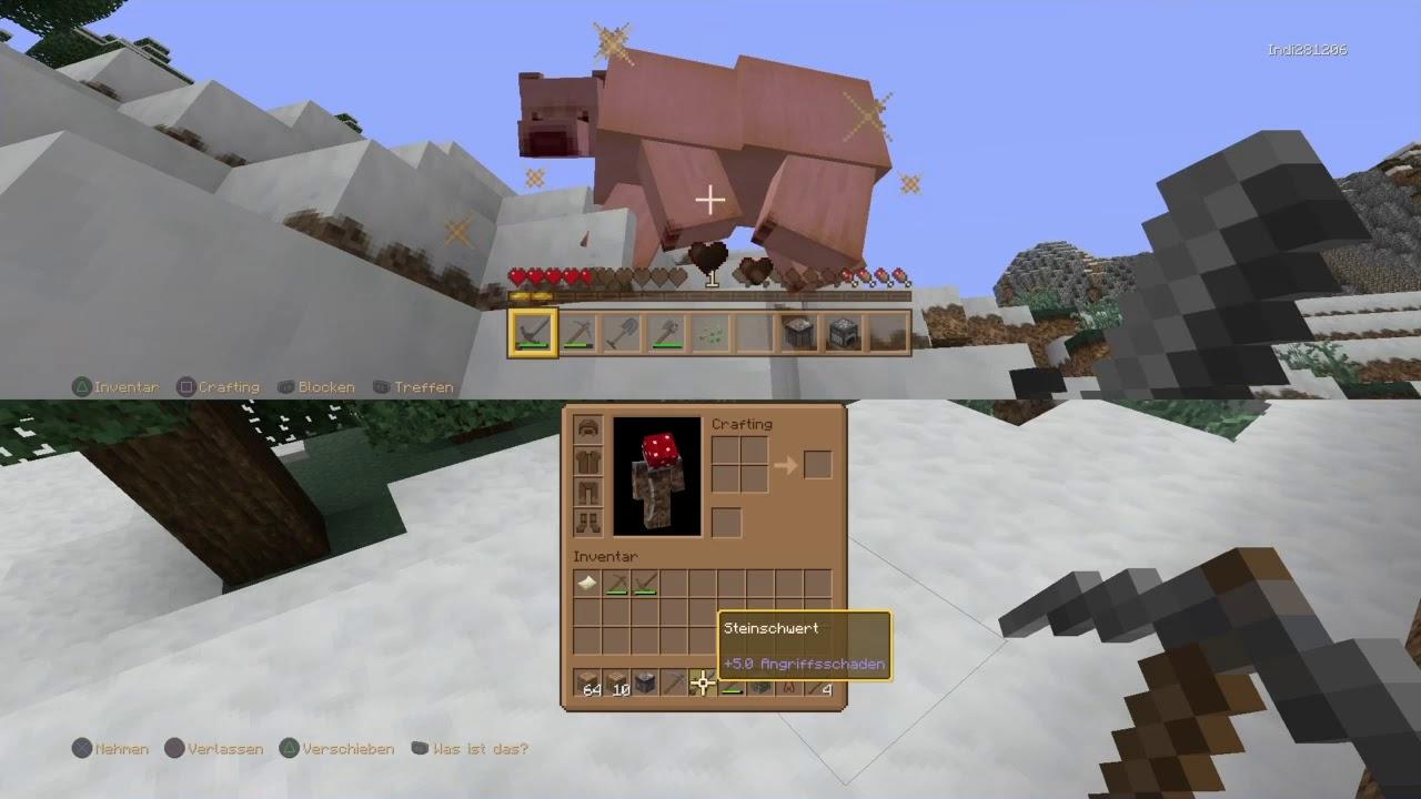 Minecraft Spielen