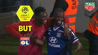 But Tanguy NDOMBELE (90' +1) / Nîmes Olympique - Olympique Lyonnais (2-3)  (NIMES-OL)/ 2018-19