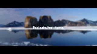 Scandinavian Airlines - Corporate advertisement - Feel safe, feel home.