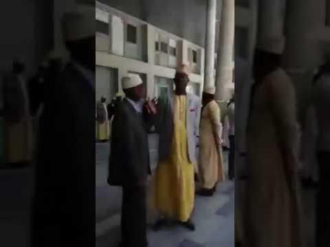 Nahezu ausschließlich Moslems in Hospital in Marseille