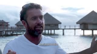 POINT BREAK Featurette SURF ACTION VOSTF DEF