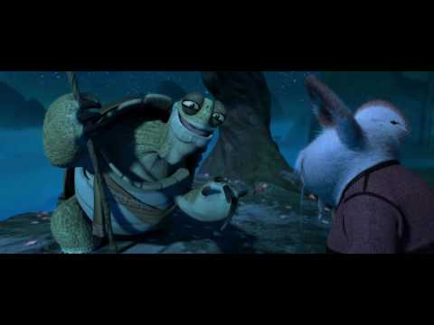 Fun Way Of Getting Inspired (Kung fu Panda 1)