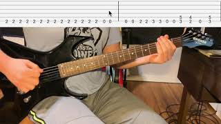 Bolt Thrower - Zeroed - Guitar Cover with Tabs