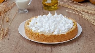 Как приготовить тыквенный пирог с безе - Рецепты от Со Вкусом