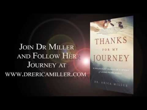 Dr. Erica Miller - Thanks For My Journey - YouTube