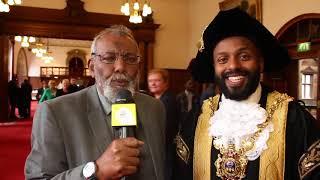 Sheffield oo Wiil Reer Somaliland ahi  Mayor ka noqday