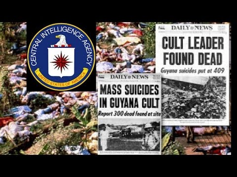 JONESTOWN AND THE CIA: THE KOOL AID DECEPTION