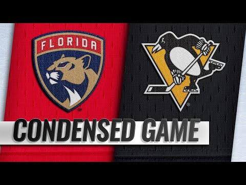 01/08/19 Condensed Game: Panthers @ Penguins