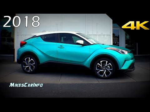2018 Toyota CHR  C-HR - Quick Look at the R-Code Paint Treatment