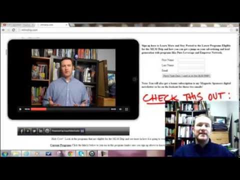 MLM and Network Marketing online business requires massive action by Dave Gardner