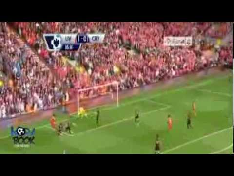 Liverpool vs Crystal Palace 3-1 All Goals & Full Match HighLights 05.10.2013 HD