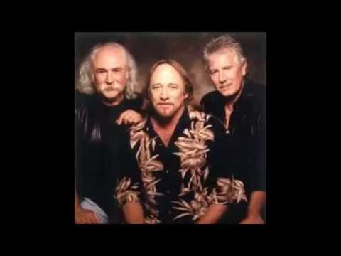 Crosby Stills & Nash -- Just A Song Before I Go