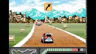 Top Gear Pocket 2 (GBC) - Championship Mode - Season 1 - Race 1-2