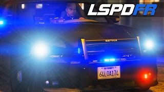LSPDFR SP E108 - Davis Night Patrol (Unmarked Charger)