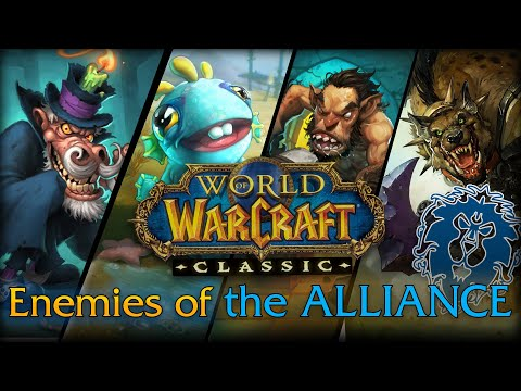 """""""Why Do I Want Them Dead?"""" Enemies of the Alliance 